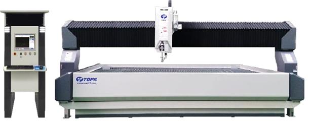 Máy cắt tia nước SJA - T500